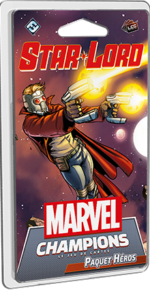Marvel Champions JCE - Star Lord