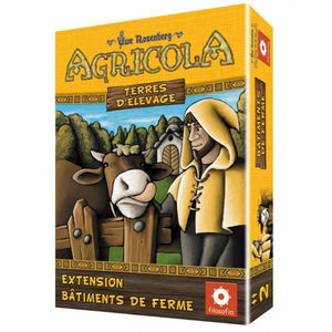 Agricola : Terres d'elevage - Extention Bâtiments de ferme