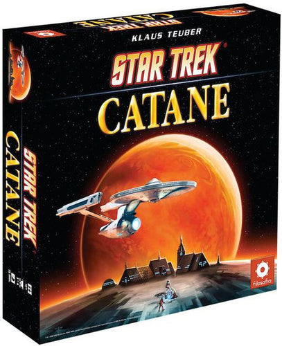 Catane - Star Trek