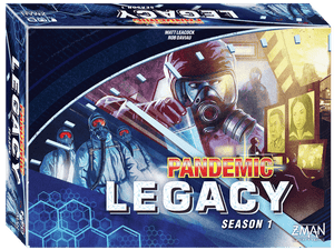 Pandemic Legacy: Season 1 (Blue)