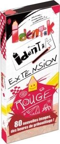 Identik - Extention Rouge