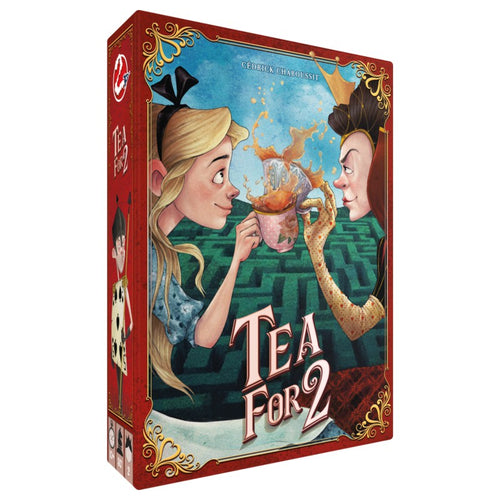 Tea for 2 LOCATION (ML)