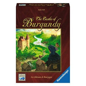 Castles of Burgundy LOCATION (ML)