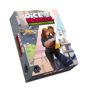 Dice Hospital Extension Deluxe - Soins communautaires