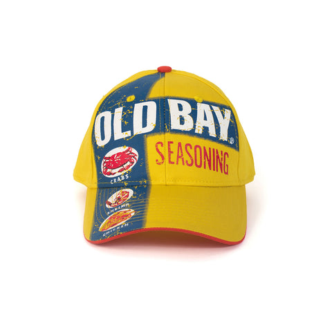 OLD BAY® Can Hat - Front - HomeGamers
