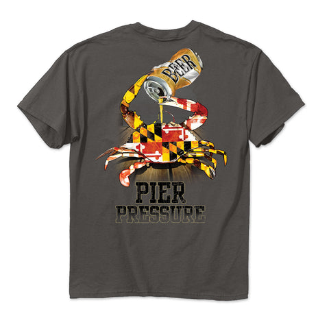 Pier Pressure T-Shirt - HomeGamers