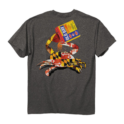 OLD BAY® Open Can T-Shirt - HomeGamers