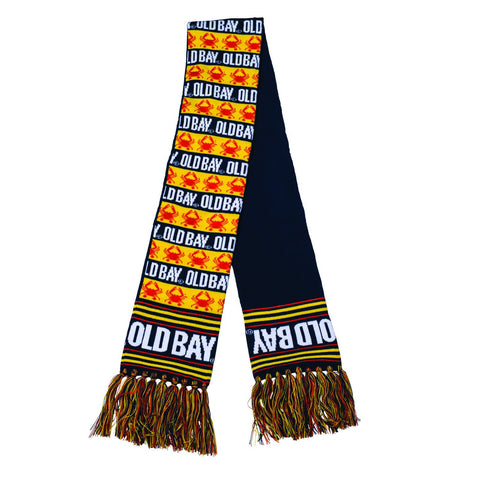 OLD BAY® Stripes Knit Scarf - HomeGamers