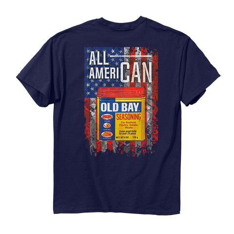 OLD BAY® All AmeriCAN T-Shirt - HomeGamers