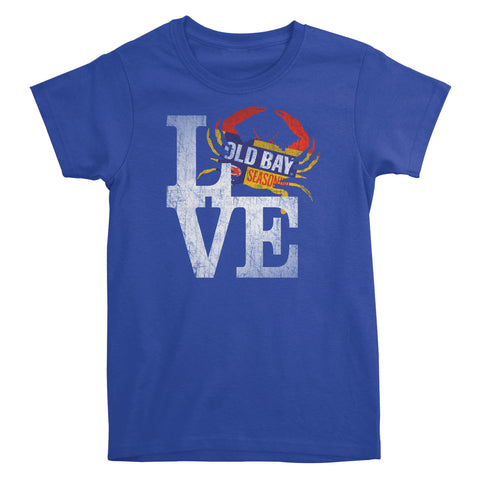 OLD BAY® Crab Love T-Shirt