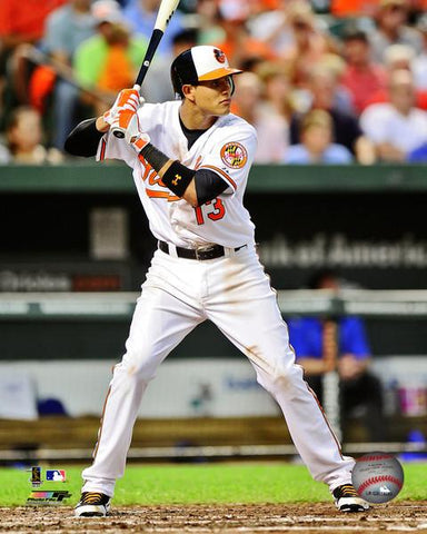 Manny Machado Batting Home Jersey - 8x10 Photo