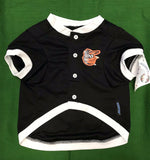 Baltimore Orioles Pet Jersey - Front - HomeGamers