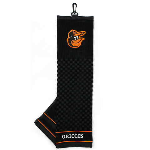 Baltimore Orioles Embroidered Towel