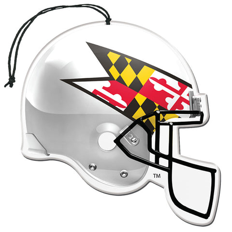 Maryland Terrapins Paper Air Freshener 3 pack