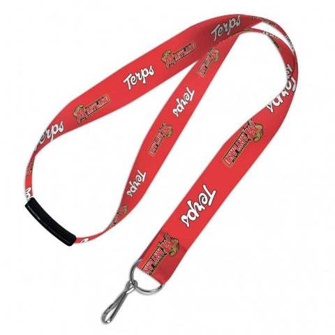University of Maryland Lanyard w/Breakaway