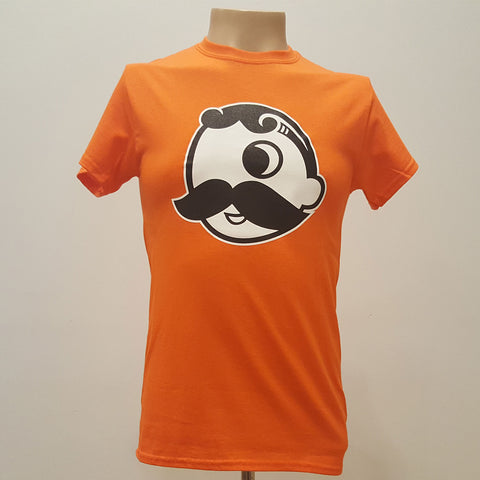 Natty Boh - Orange Boh Face T-Shirt