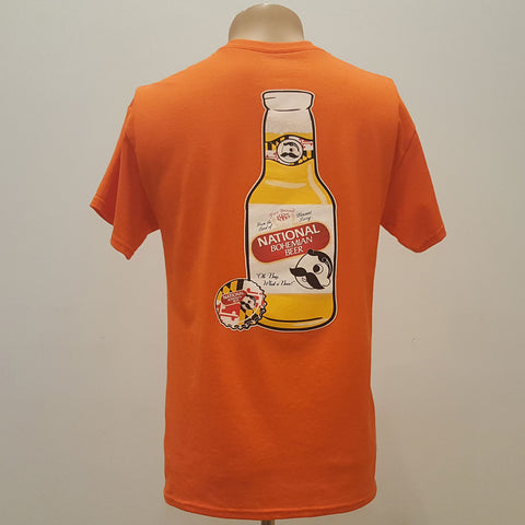 Natty Boh - Bottle Orange T-Shirt