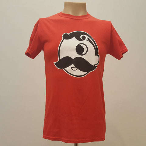 Natty Boh - Red Boh Face T-Shirt