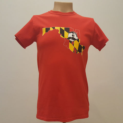 Natty Boh - Maryland Flag State T-Shirt