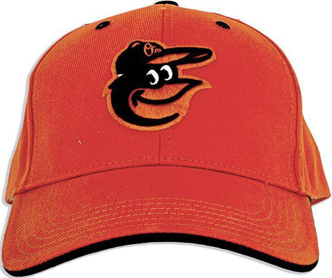 Baltimore Orioles Structured Orange Money Maker Hat