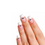 Ravens Fingernail Tattoos 20pcs.
