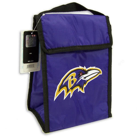 Ravens Purple Lunch Bag