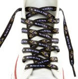 Baltimore Ravens 54 in. Shoe Laces