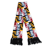 OLD BAY® Maryland Flag Scarf