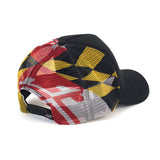 "Maryland Flag ""O"" Trucker Hat"