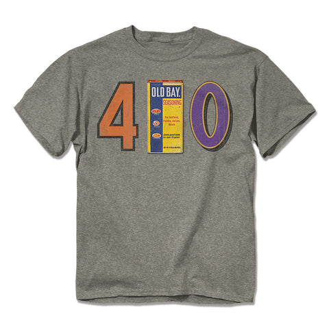 OLD BAY® Area Code 410 T-Shirt