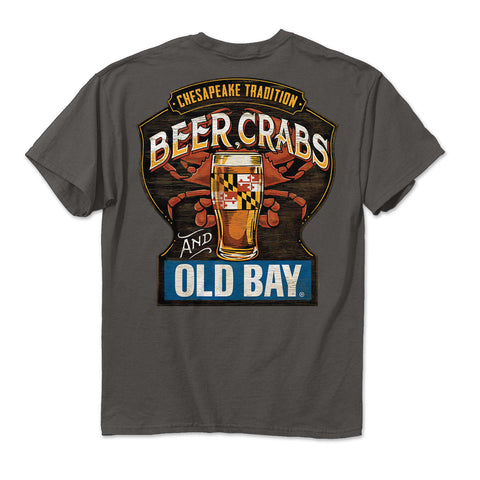 OLD BAY® Chesapeake Tradition T-Shirt Back