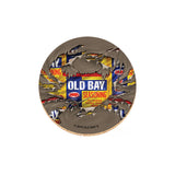 OLD BAY® Coaster Set with Tin - Crab - HomeGamers