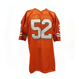 Ray Lewis - Autographed College Jersey