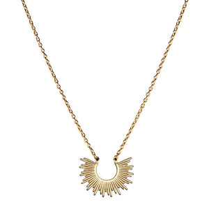 Collar Sunrise Oro 18k