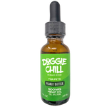 Doggie Chill Full-Spectrum CBD Hemp Oil for Pets - Peanut Butter
