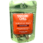 Doggie Chill Grain-Free CBD Crunch Cat Treats-Salmon or Chicken