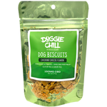 Doggie Chill Grain-Free CBD Dog Biscuits - Cheddar Cheese