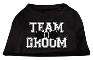 Team Groom Wedding Shirt