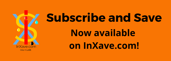 Subscribe and save on Industrial Ink on InXave.com