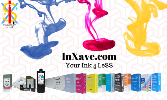 InXave.com Ink cartridges, Ink bags, Ink Bottles, Ink boxes