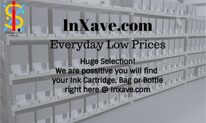 InXave ink cartridges warehouse