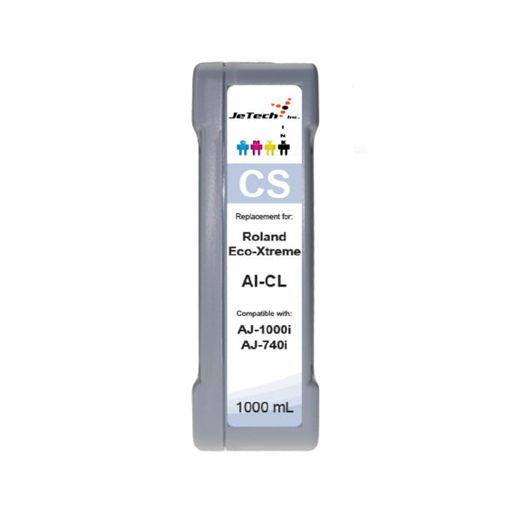 Roland Eco-Xtreme AI3-CS 1000mL Ink Cartridges Cleaning Solution