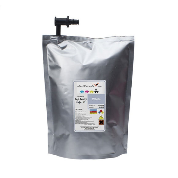 Fuji Acuity KI 1L UV ink bag KI-021 White