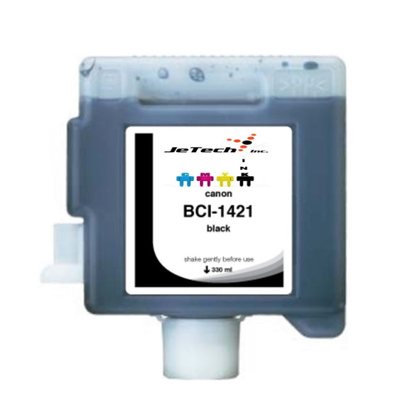 Canon BCI-1421BK Black 330mL Ink cartridge