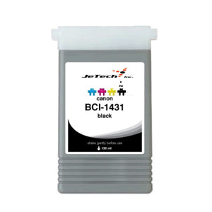 Canon BCI-1431BK Black 130mL Ink cartridge