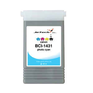 Canon BCI-1431PC Photo Cyan 130mL Ink cartridge