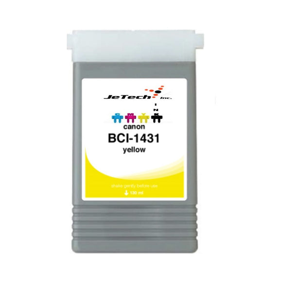 Canon BCI-1431Y Yellow 130mL Ink cartridge