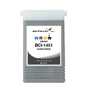 Canon BCI-1451MBK Matte Black 130mL Ink cartridge