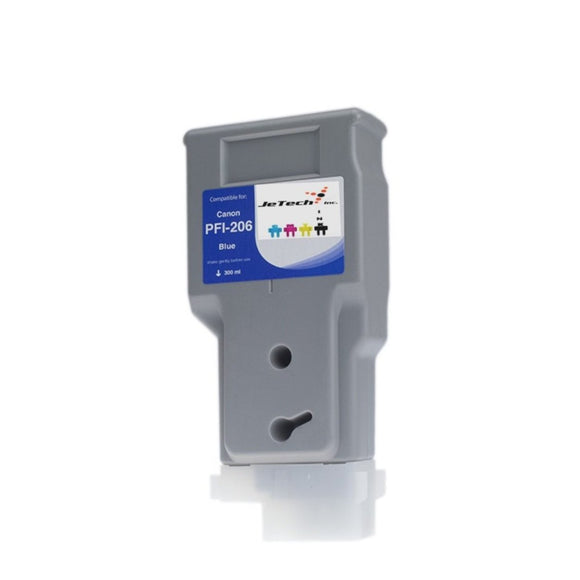 InXave Canon PFI-206B ink cartridge Blue