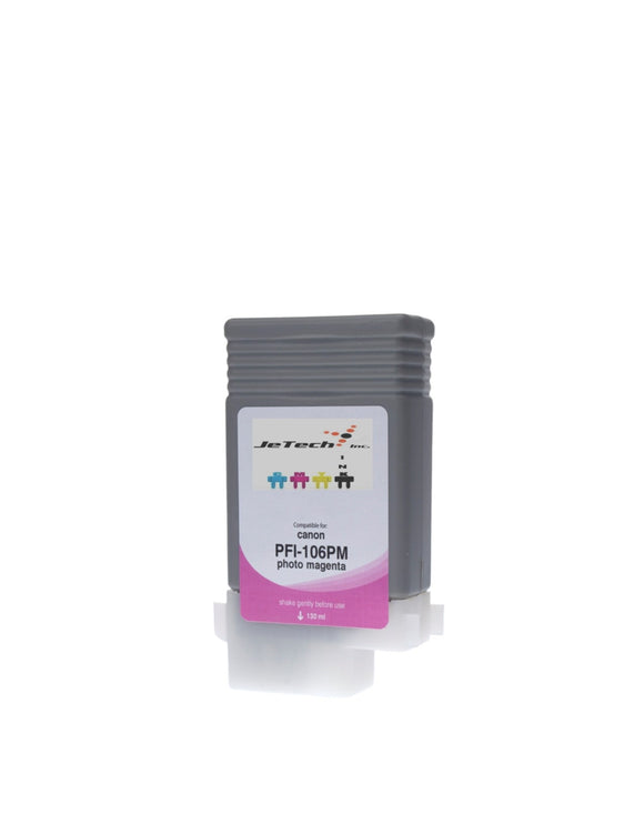 Canon PFI-106PM Photo Magenta 130mL Ink cartridge